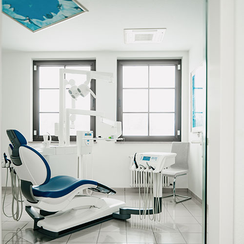 Zahnarzt Offingen - Dr. Rudolf Jahn - Behandlungsstuhl
